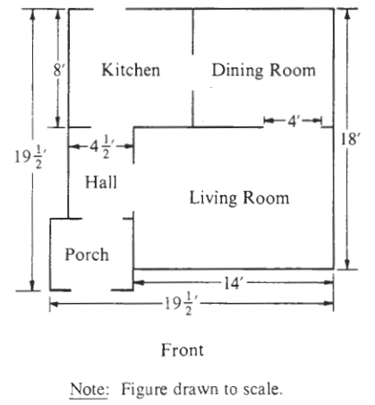 #GREpracticequestion If the kitchen is square, what is the ratio.jpg